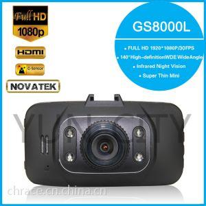 供应车驰行车记录仪原装GS8000L,2.7寸超清显示屏,超高性价比,联永96220 9712镜头