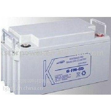 供应河南科士达蓄电池12V65AH