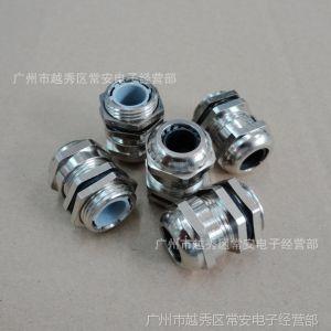 供应金属电缆索头 防水接头PG11 M18*1.5