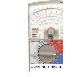 供应指针式万用表(sanwa)     型号:CX-506a