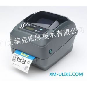 供应供应厦门GK420t斑马桌面型热敏/热转印条码打印机