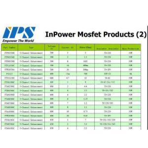 供应TO-251| MOS管|TO251场效应管|LED电源华晶微电子