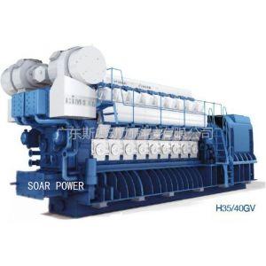 供应韩国现代燃气发电机组(2.7MW~28.5MW)