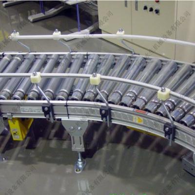供应全自动滚筒输送机、动力滚筒线、滚筒输送线专业设计与制造—郑州水生机械
