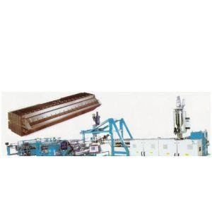 供应  PE、PP塑料厚板(片)材挤出生产线