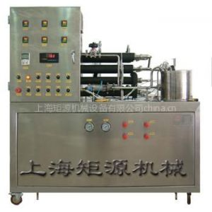 供应浓浆型套管式杀菌机