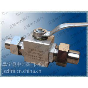 供应焊接式32MPa天然气专用高压球阀