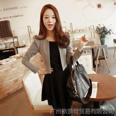 秋装新款长袖韩版连衣裙 淘宝网免费代理加盟 品牌女装代销代发货
