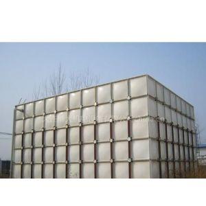 供应装配式SMC玻璃钢水箱