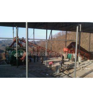 供应南京贫矿富集提纯至铁精粉的铁矿干选设备干式磁选机