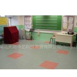 供应PVC地板 武汉PVC塑胶地板 湖北PVC地板