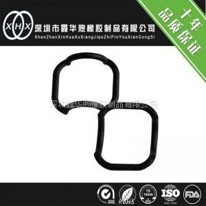 供应深圳橡胶厂家 进口原料 可定制 氟胶密封制品