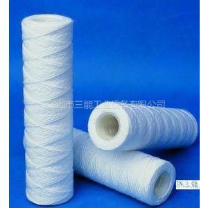 供应深圳三能线绕过滤棉芯
