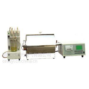 供应测硫仪微机快速测硫仪供应商一体硫硅碳管测硫仪触摸屏定硫仪