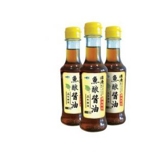 供应浦源160ml特级鱼酿酱油60160