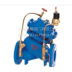 供应J145X 电动遥控阀生产厂家来自上海鸿蝶阀门有限公司