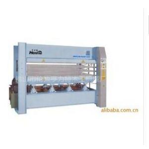 供应三层常规蜂窝板液压式热压机/特种材料焊接头确保产品受压平均热压机/备有真空功能热压机