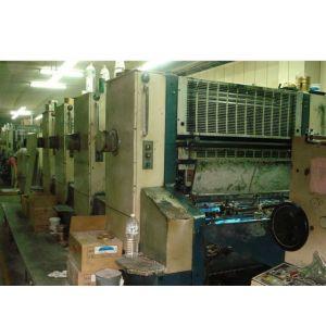 供应代理欧洲原装进口二手印刷机