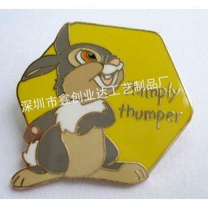 供应张家港锌合金徽章、杭州金属徽章直销厂家、金华我找到做徽章的了?