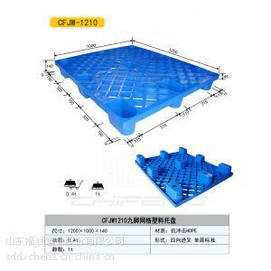 供应九脚塑料托盘银川青岛南京塑料托盘15866585112