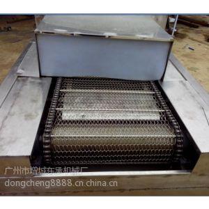 供应2013进口技术全自动轮式拖动式输送式喷淋风干不锈钢机械设备高压高效清洗机