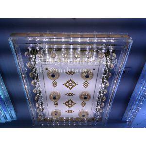 供应供应欧式现代简约客厅灯具厂家 LED圆形吸顶灯批发 餐厅灯书房灯卧室灯饰