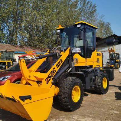 中首重工一吨912铲车一般价格/一吨铲车生产厂家18865703363