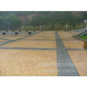 供应艺术装饰造型水泥压模地面