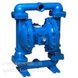 供应S15B1A1WABS000型1.5寸铝合金污水污泥气动隔膜泵、美国胜佰德气动隔膜泵、中国总代理