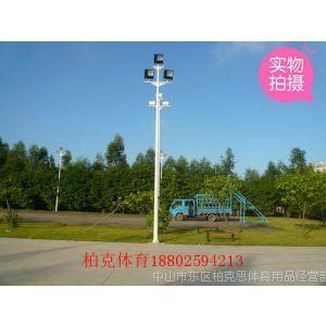 供应惠洲哪里有做篮球场灯柱的?湖南球场灯光配套设施出售