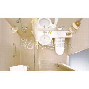 供应酒店宾馆、公寓等整体卫浴、整体卫生间