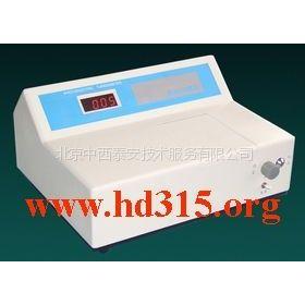 供应数显式浑浊度仪/光电浊度仪(国产) 型号:WK1GDS-3B库号:M1999