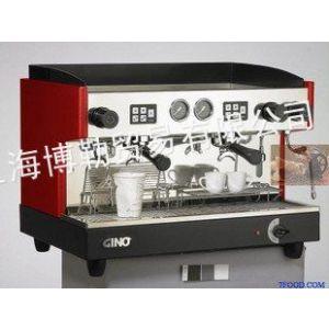 供应台湾吉诺GINO-221双冲煮头半自动咖啡机上海专卖