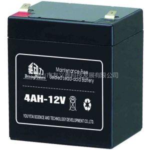 供应ups电源专用Driving Powers品牌蓄电池12v4ah