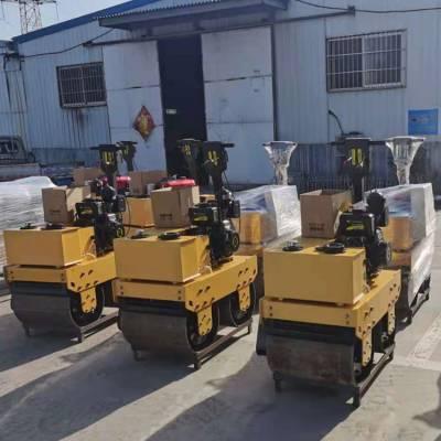 供应低价销售高品质TY-840C转向式手扶双钢轮压路机