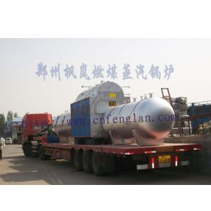 CDZL燃煤采暖洗浴热水锅炉