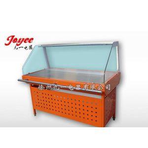 供应火锅菜冷藏柜,半成品菜冷柜,净菜展示柜,点菜展柜