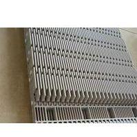供应1400平板防滑模块输送带输送设备配件塑料网链