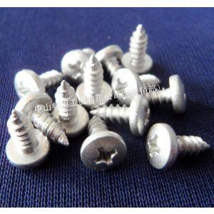 供应304T头自攻尖尾螺丝、304不锈钢自攻螺丝生产厂