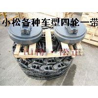 供应小松挖挖机托轮 支重轮 驱动轮 驱动轮 导向轮 履带板
