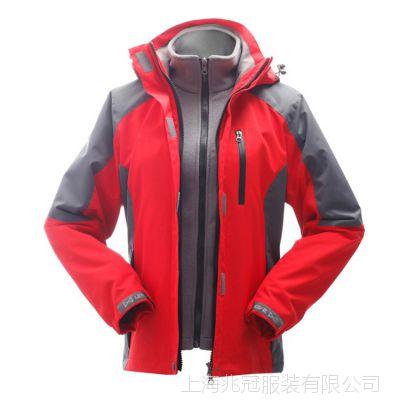 户外冲锋衣企业团购定做 防寒保暖冲锋衣定做 女式冲锋衣