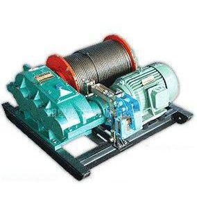 供应JK系列电控快速小吨位卷扬机