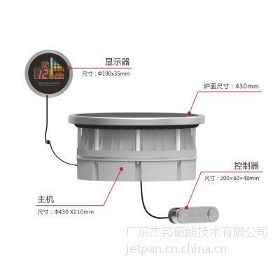 酒店设备--商用电磁灶-水冷汤炉机芯