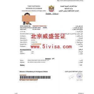 高校办理迪拜签证迪拜签证办理流程