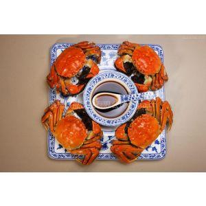 供应阳澄湖大闸蟹母蟹2.3-2.5两公蟹3.2-3.5两 4对