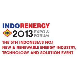 2013印尼(雅加达)国际太阳能与可再生及新能源展