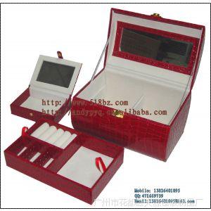 供应【天源包装提供定制定做】红色精美的化妆盒
