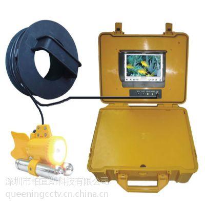 供应柏宜斯QX702水中摄像头,水中摄像机