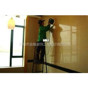供应深圳南头油漆工墙体粉刷,门框油漆翻新,提供批灰刷墙