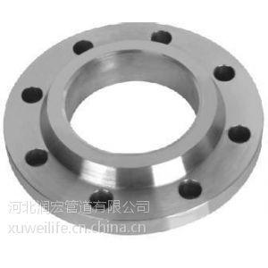 供应生产高颈对焊法兰/工地用仪表法兰